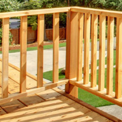 Culpeper - Pressure Treated Dimension, Plywood, Decking & Timbers